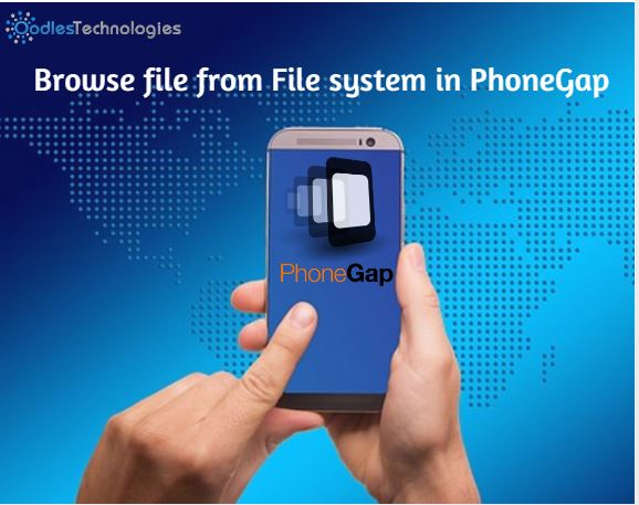Browse file system in Phonegap