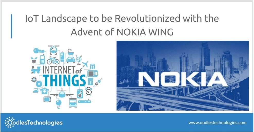 Nokia WING IoT launched
