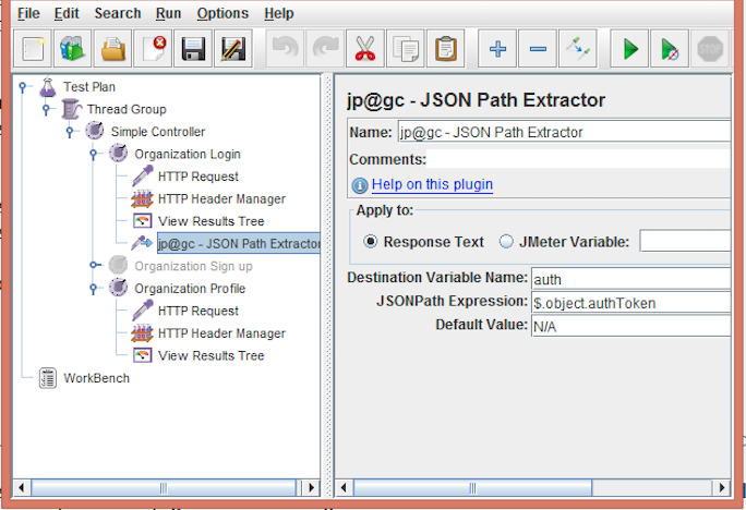 How to Handle JSON responses in Apache JMeter