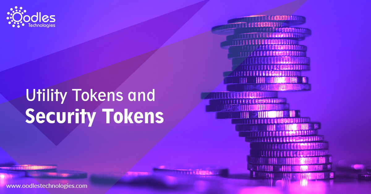 utility tokens and security tokens