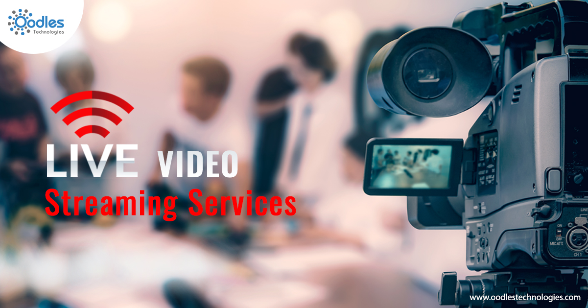 How Are Companies Deftly Adopting Live Video Streaming Services