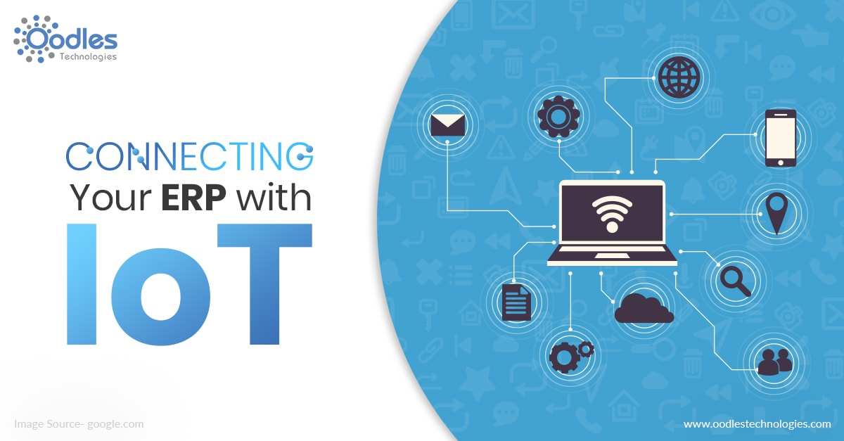 ERP with IOT