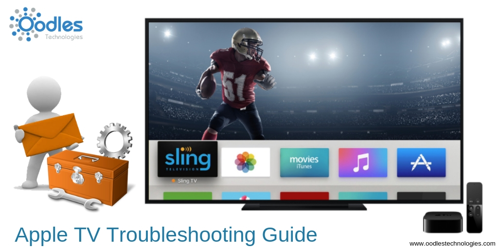 Troubleshooting Apple TV For Common Issues