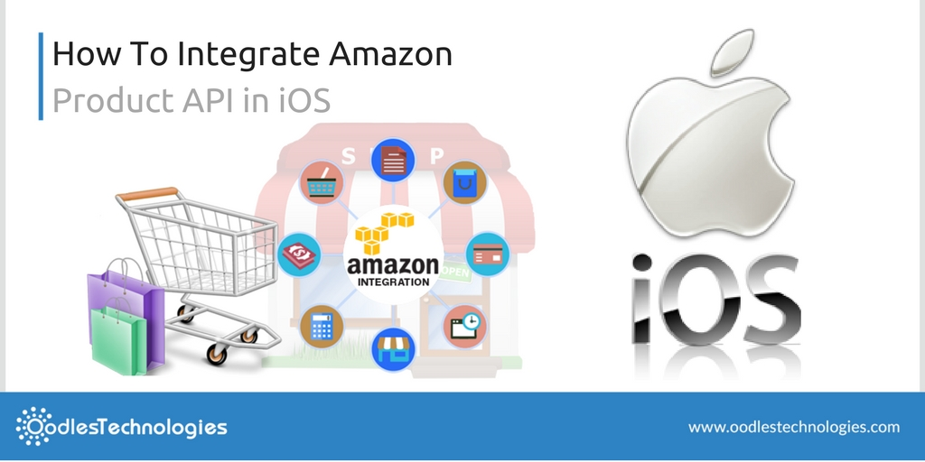 How to integrate Amazon Product API in iOS