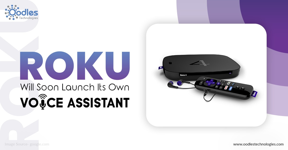 Roku's Voice assistant