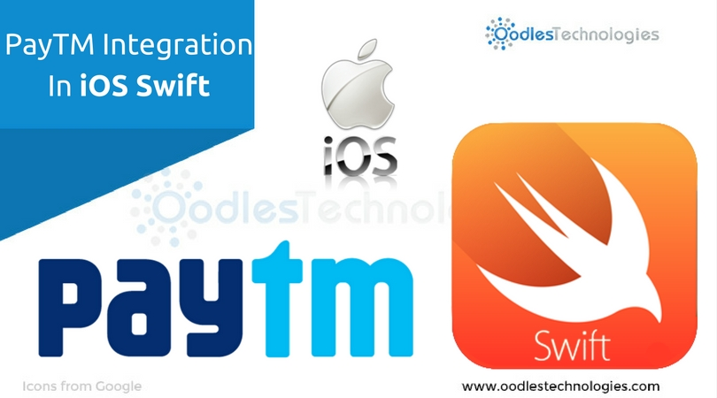 Paytm Integration in iOS Swift