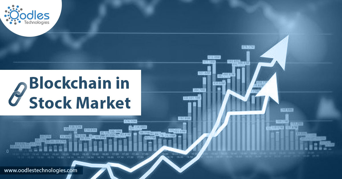Blockchain in stock market
