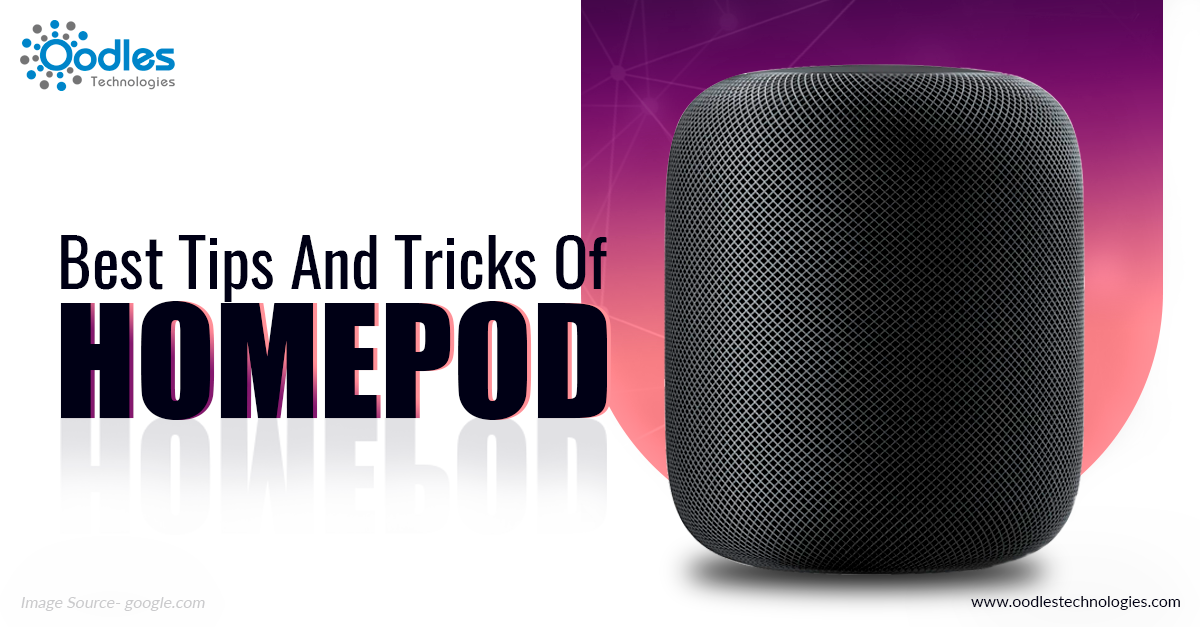 tips and tricks of HomePod