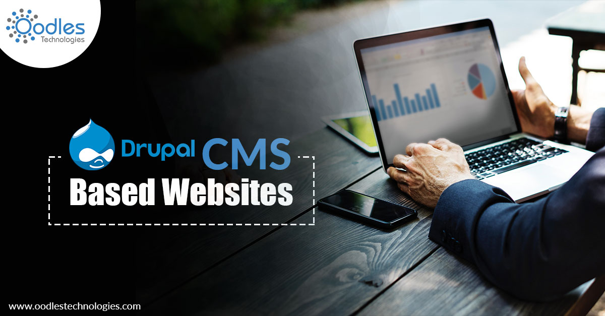 Drupal CMS Based Websites Are Empowering The Media Industry