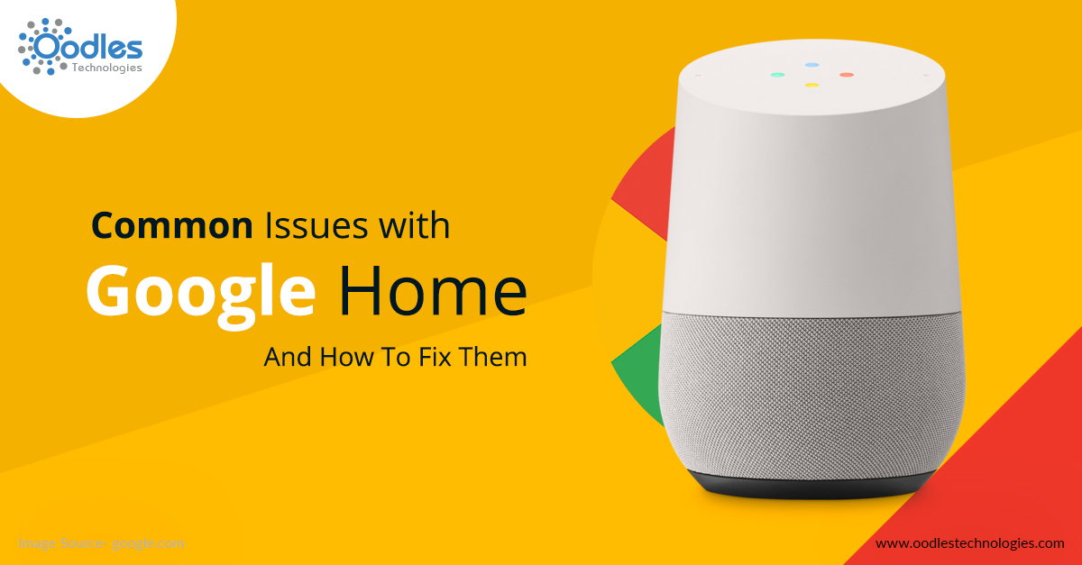 common issues with Google Home