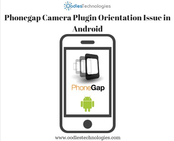 Phonegap camera plugin orientation issue in Android
