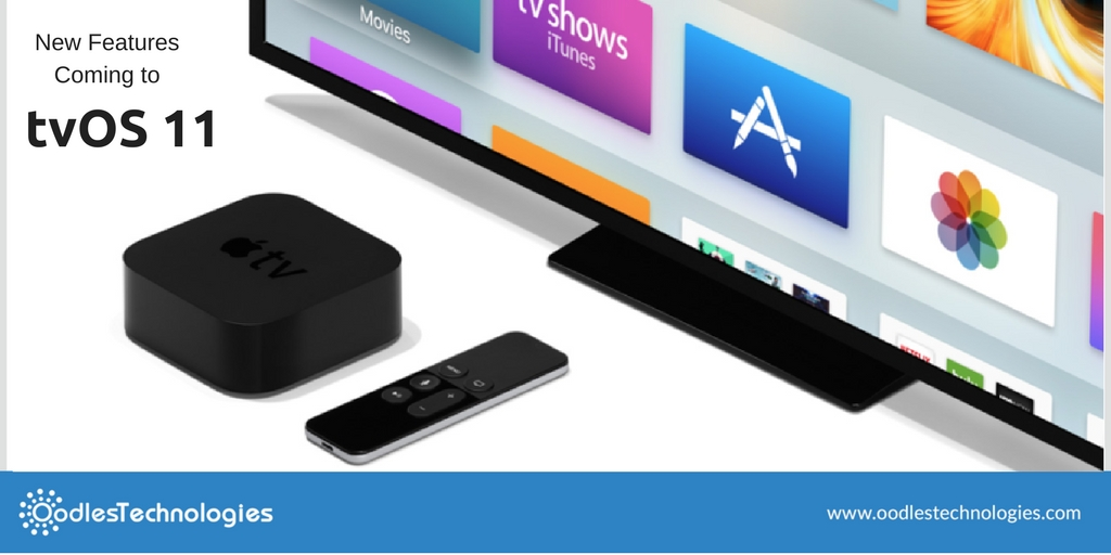 New Features Coming To Apple TV With The tvOS 11 Release
