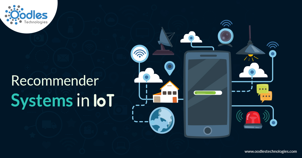 Recommender Systems in IoT