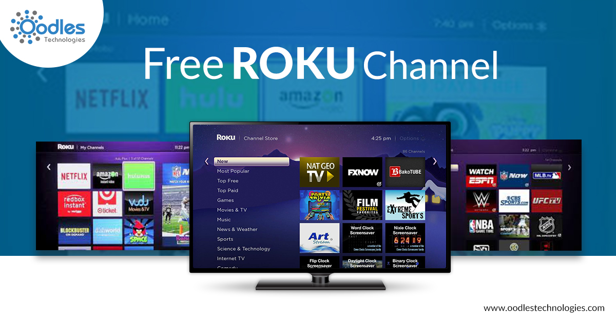 Free Roku Channel Streaming Services