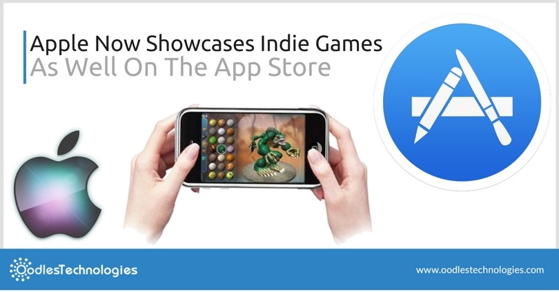 Apple Now Showcases Indie Games As Well On The App Store