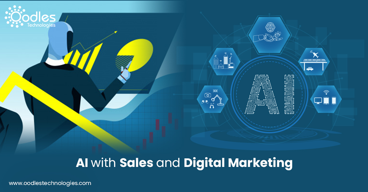 AI role in sales and digital marketing