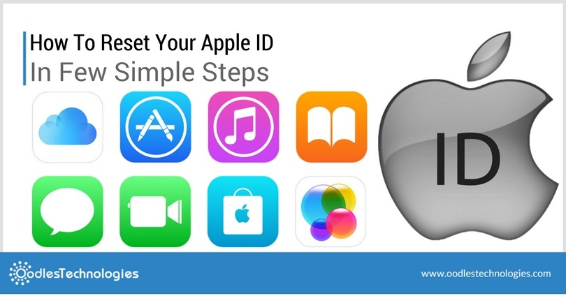 Apple ID Reset