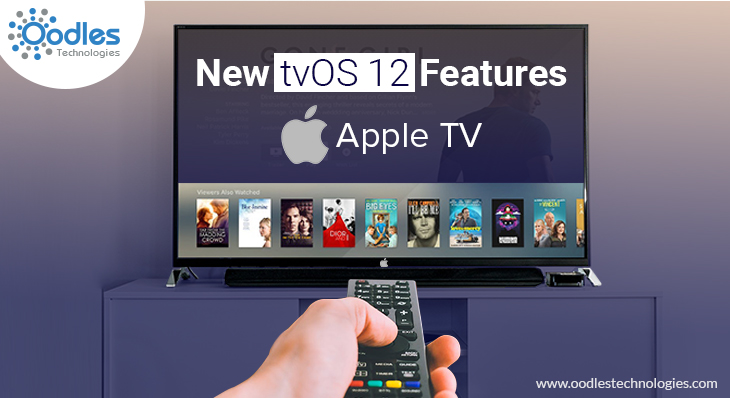 new tvOS 12 Features