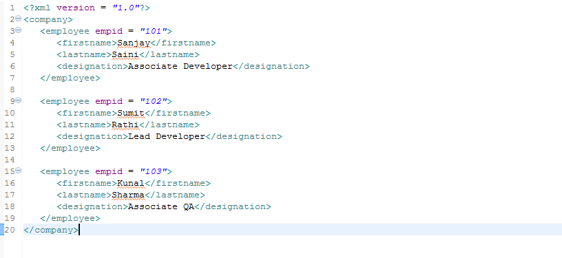 How To Read Xml File In Java