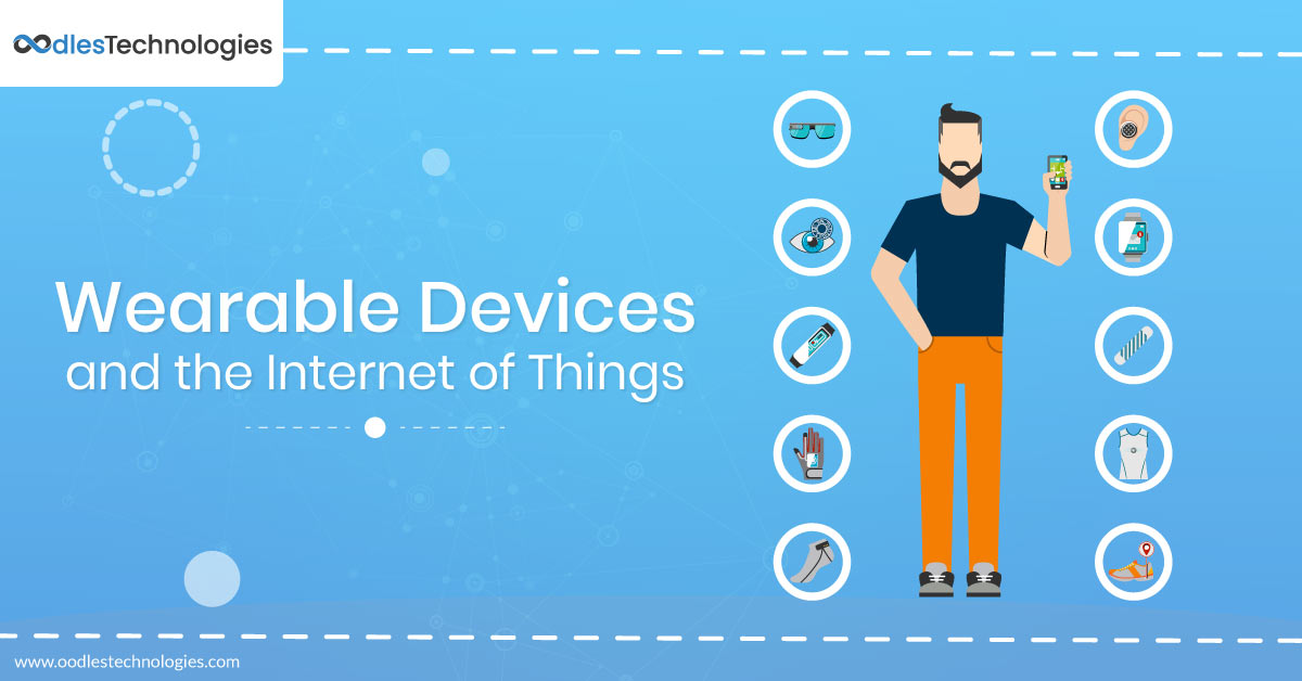 Wearable Devices and Th Internet of Things