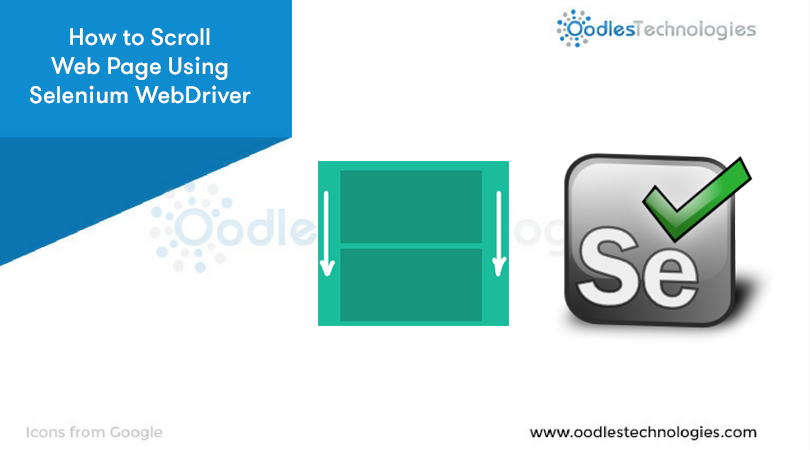 How to Scroll Web Page Using Selenium WebDriver