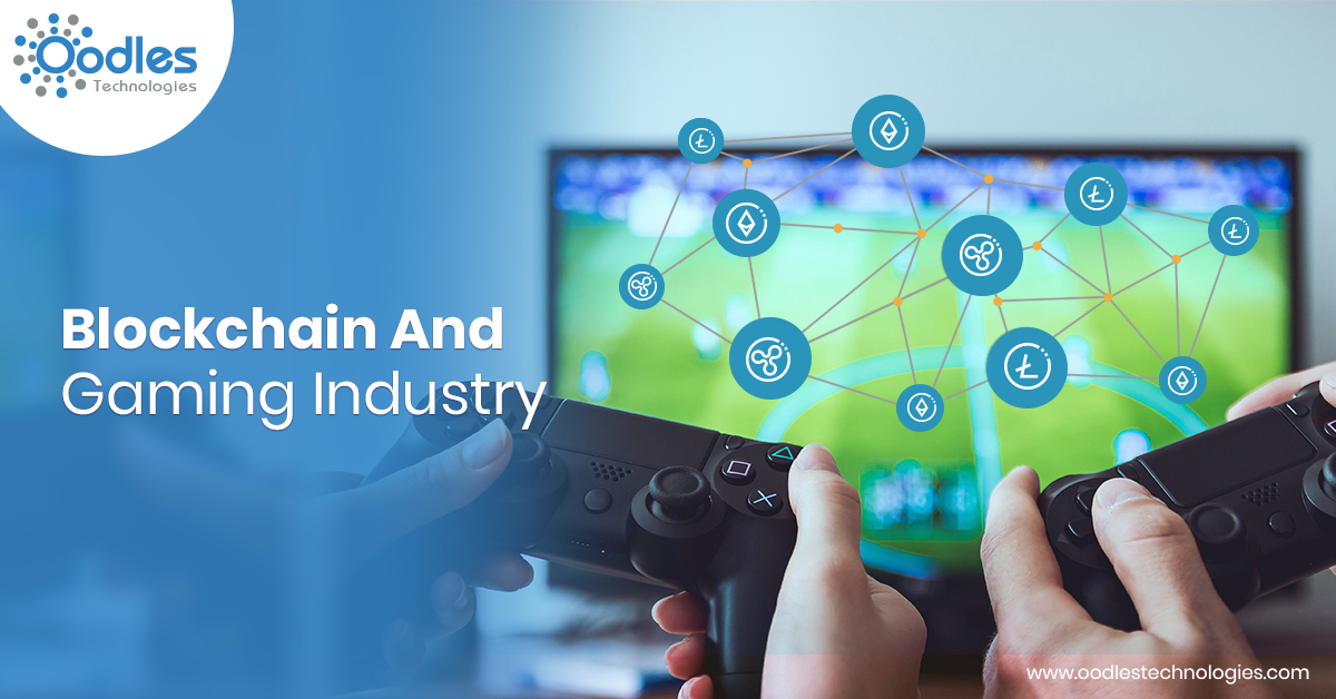 Blockchain Technology Is Now Disrupting The Gaming Industry