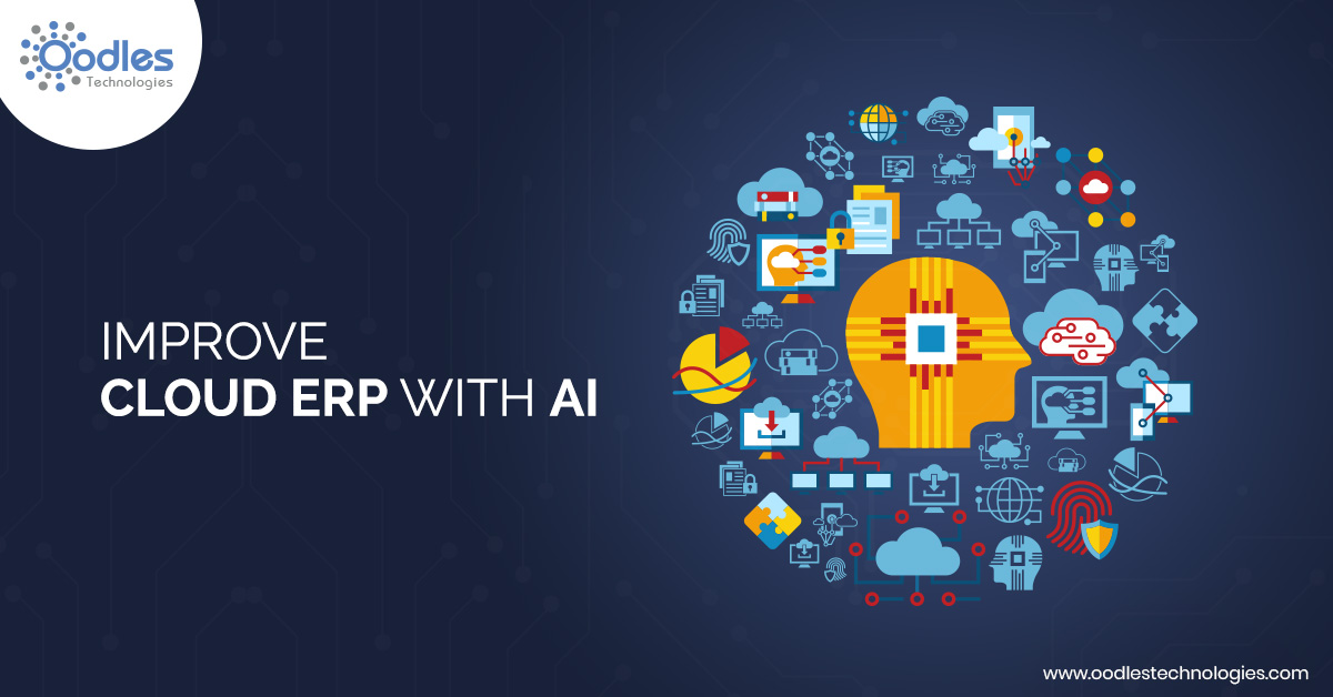 Cloud ERP with AI