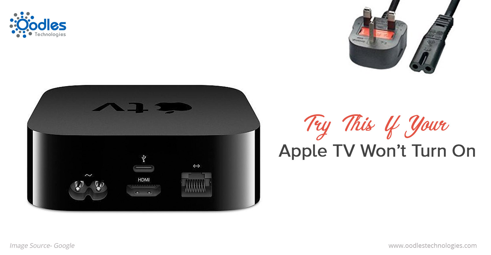 Try This If Your Apple TV Won't Turn On