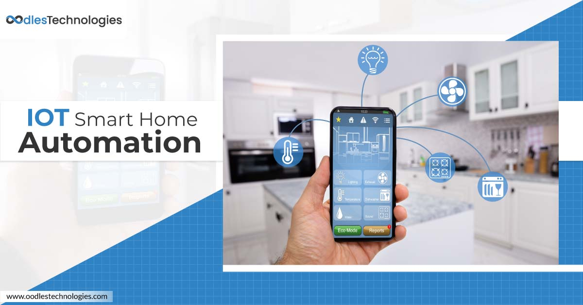 IoT Smart Home Automation