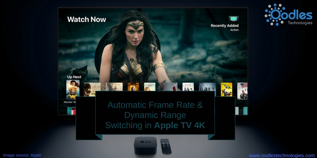 How To Enable Automatic Frame Rate On Apple TV 4K