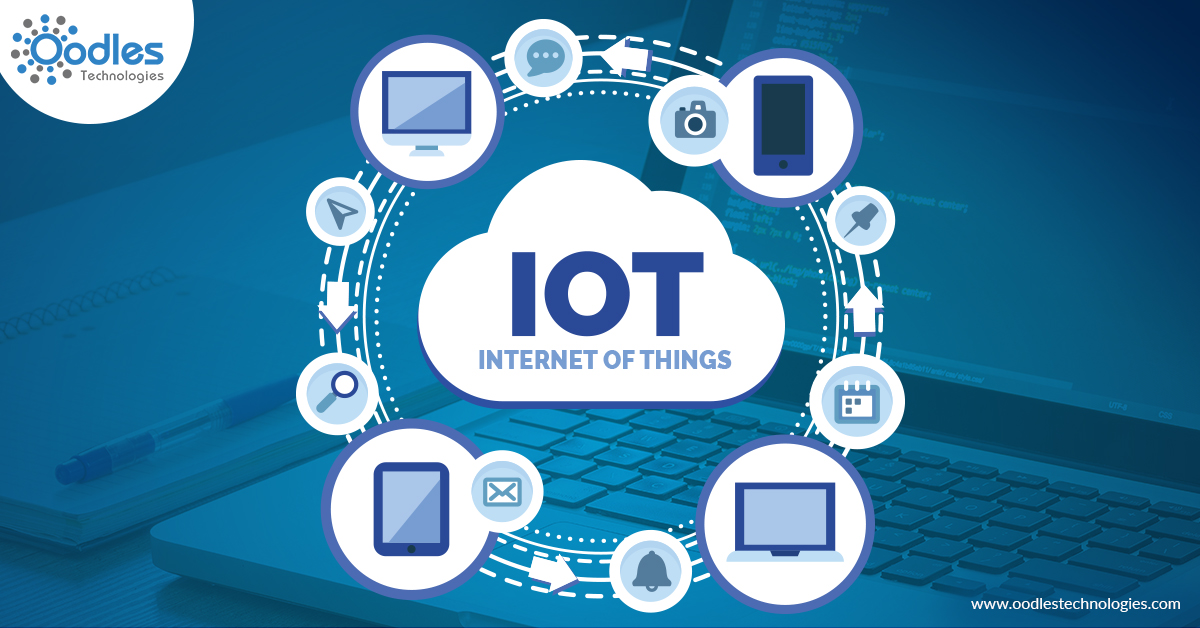 IoT impact on mobile app development