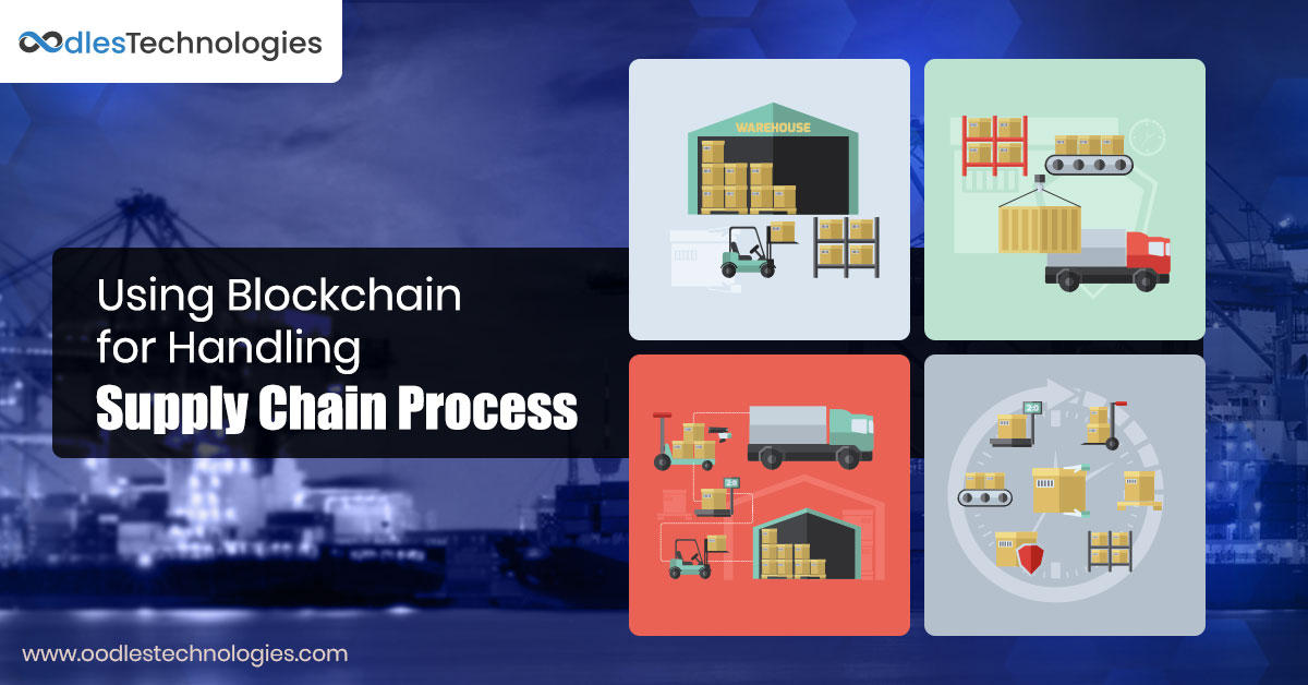 Using Blockchain for Improving Supply Chain Process