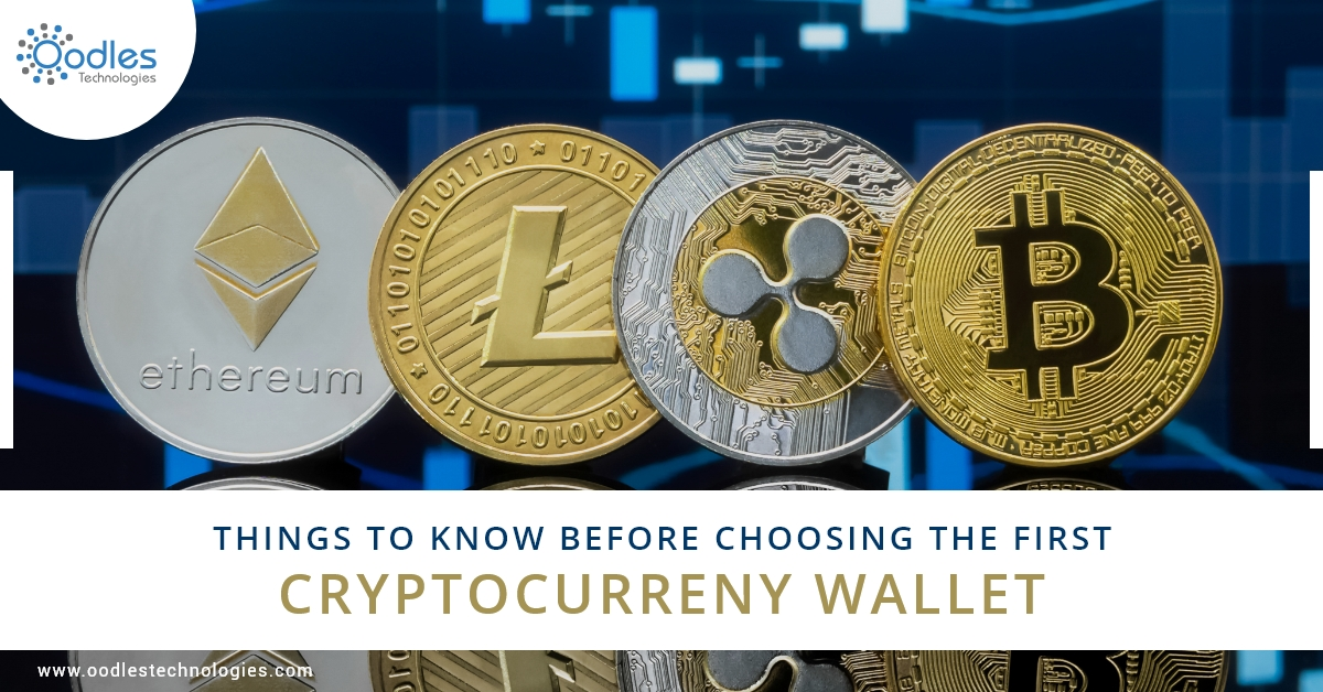 Choosing the First Cryptocurrecy wallet