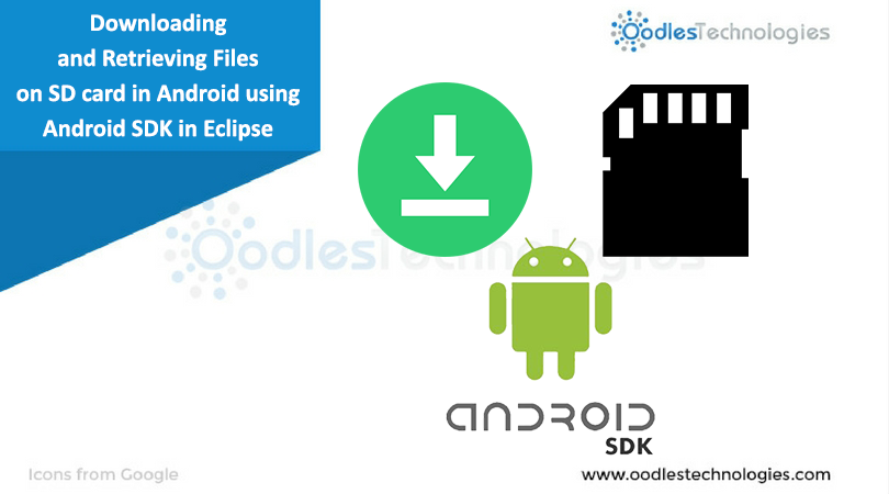 Downloading and Retrieving Files on SD card in Android using