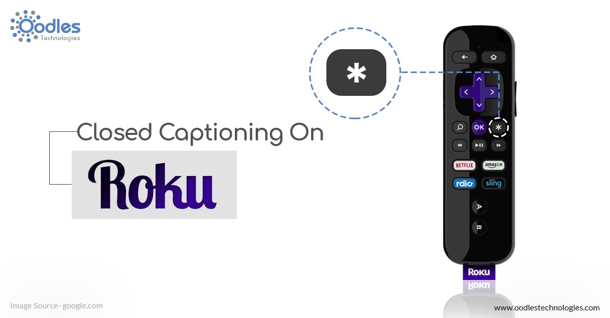 How To Enable Closed Captioning On Roku