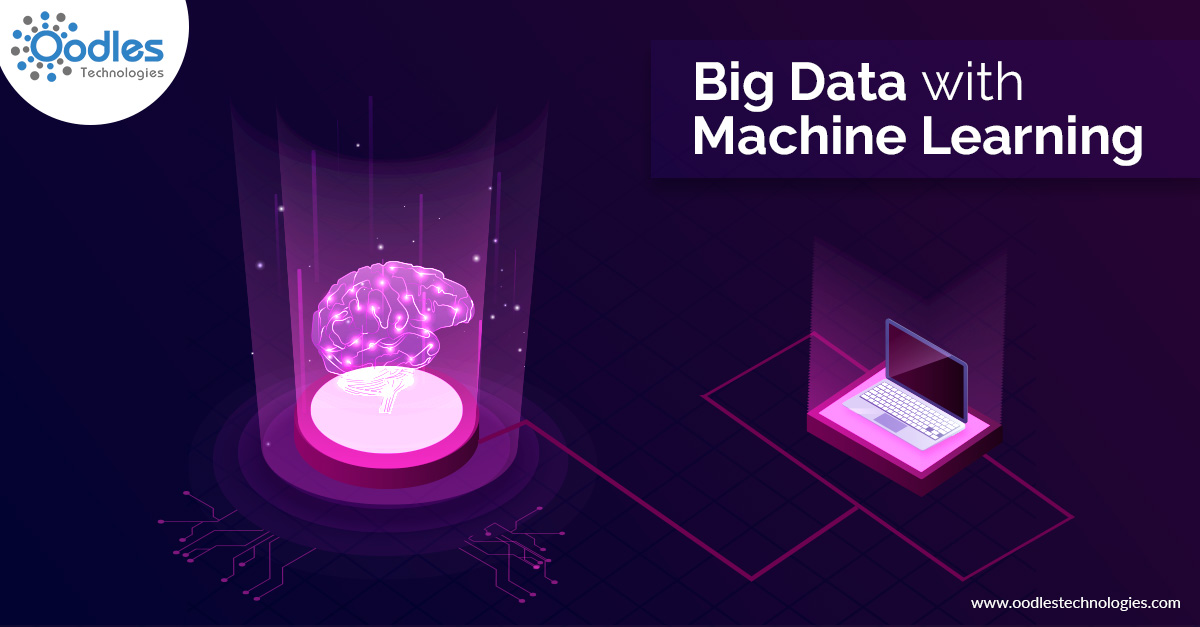 Potential of Big Data with Machine Learning