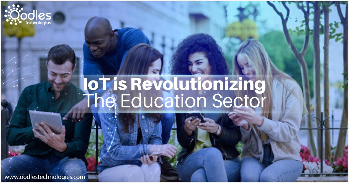 IoT revolutionizing education