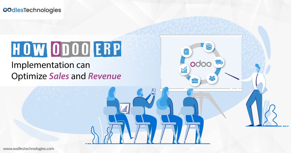 Odoo ERP Sales and Revenue
