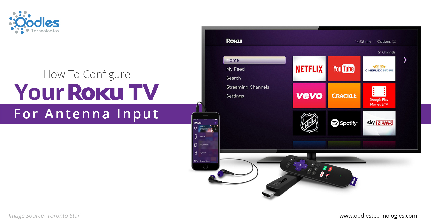 How To Configure Your Roku TV For Antenna Input