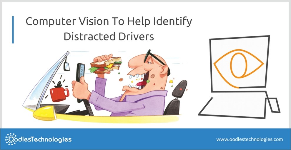computer vision and AI to detect distracted drivers