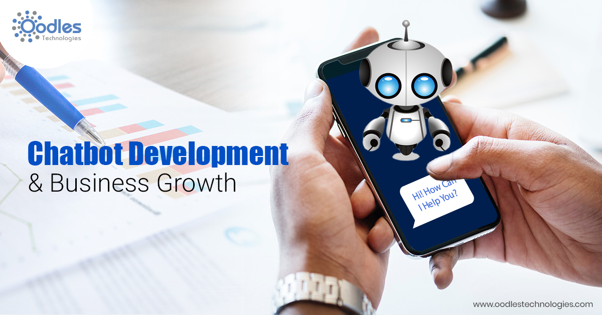 Chatbot Development Is Amplifying The Business Growth Stories
