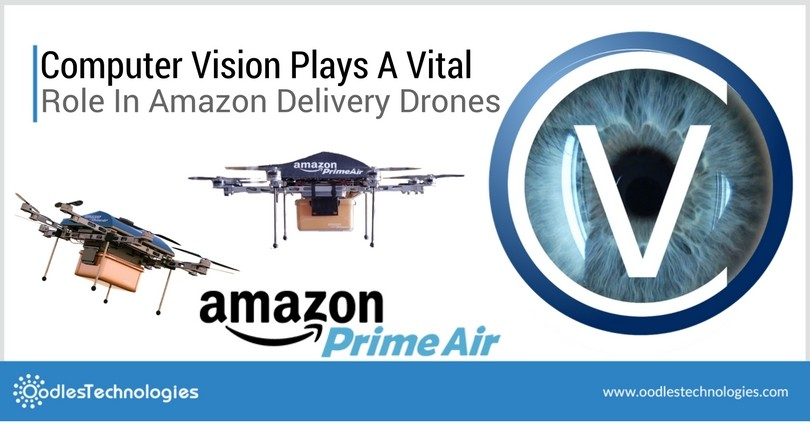 Amazon Drones and Computer Vision