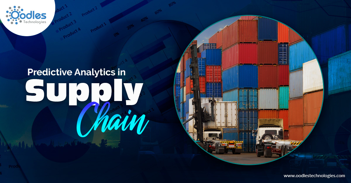 Predictive analytics in supply chain management