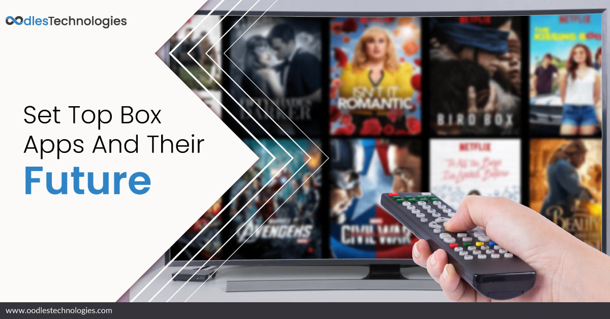Set Top Box Apps and Their Future