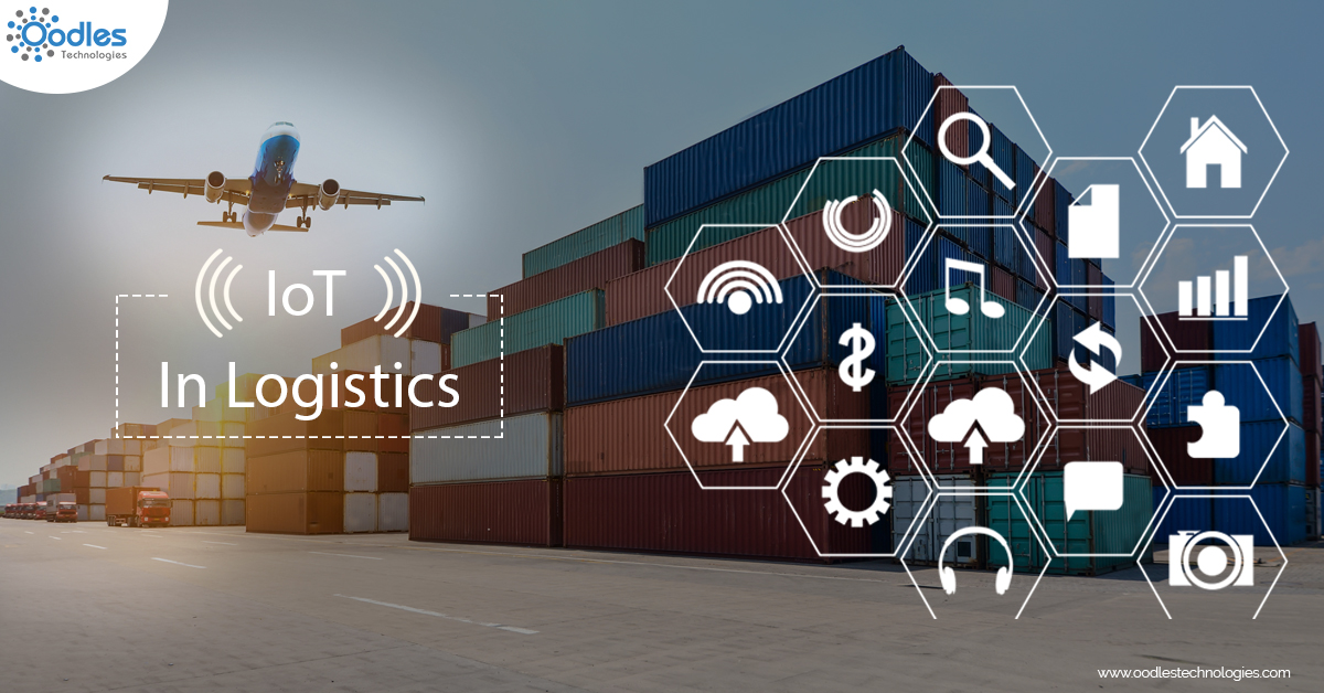 Embrace IoT to leverage seamless logistics advantages