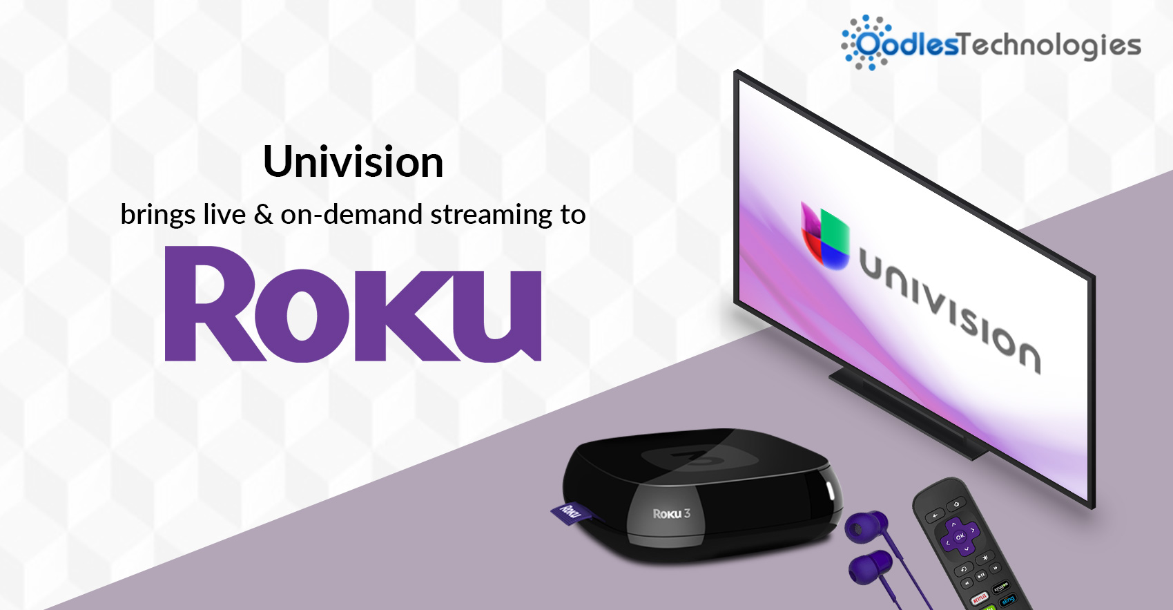 Univision now roku