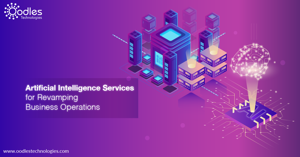 Artificial Intelligence Services for Business Operations