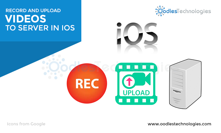 Record and Upload videos to server in iOS