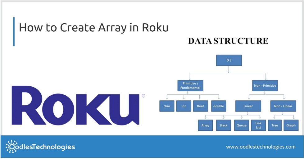 Array in Roku