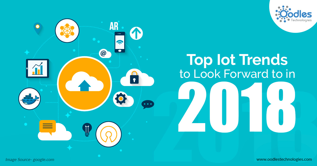IoT trends in 2018